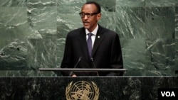 President Rwanda at UNGA