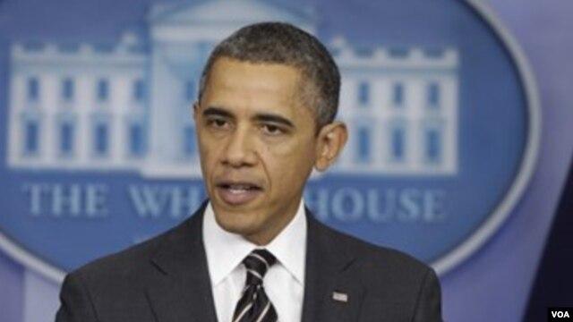 Le président Barack Obama appelle les Kenyans a éviter tout recours à la violence lors du scrutin du 4 mars