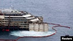 Le Costa Concordia (Reuters)