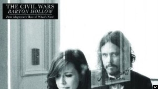 "The Civil Wars' album, ""Barton Hollow"""