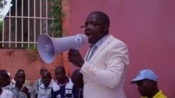 Polícia angolana detém 4 professores em Malanje