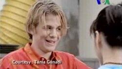 Tania Gunadi dan Hollywood - Liputan Pop Culture VOA untuk Dahsyat