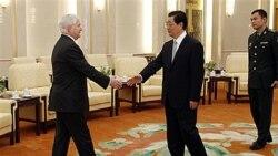 دیدگاههای آمریکا و چین در سفر هو به واشنگتن
