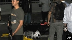Sersan Sukardi, tewas ditembak orang tidak dikenal saat mengendarai sepeda motornya di Jakarta, 10 September 2013 (Foto: dok).