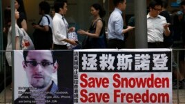 SHBA: Akuza për spiunazh kundër Edward Snowden