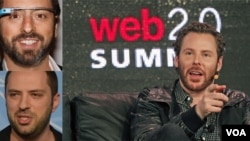 Technology entrepreneurs like Sergey Brin, Jan Koum and Sean Parker are changing the faces of American philanthropy.