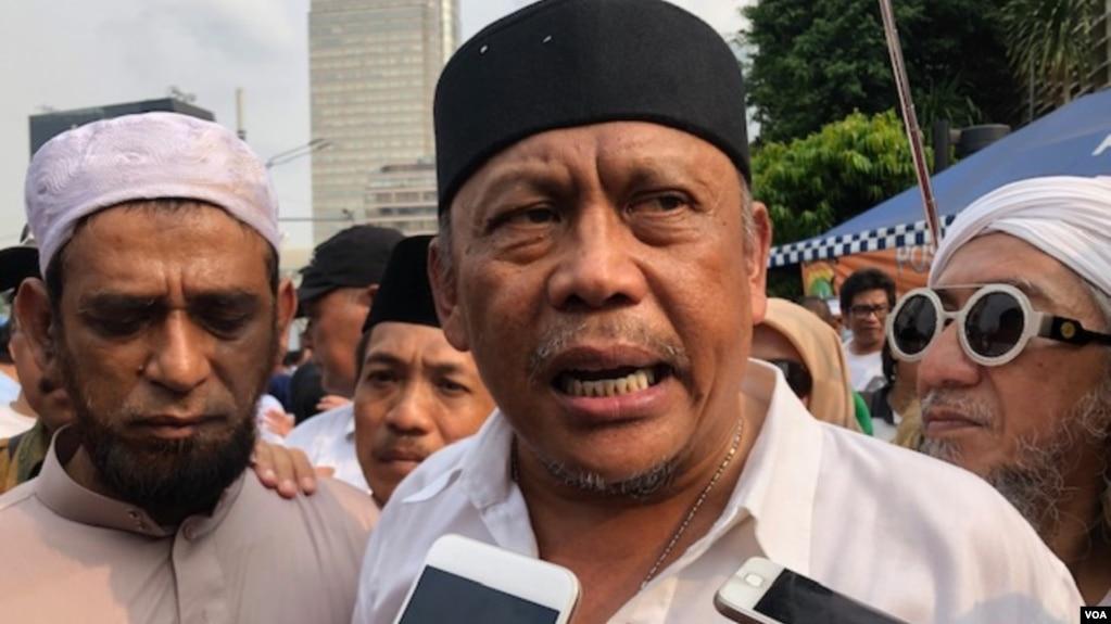 Eggi Sudjana Ditangkap Terkait Kasus Makar, Ini Penjelasan Polda Metro Jaya