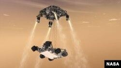"""La agencia espacial de Estados Unidos, NASA, dio a conocer que se trata del """"mayor logro para el equipo"""" del Curiosity."""