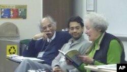 نیویارک میں فیض احمد فیض کی یاد میں تقریب