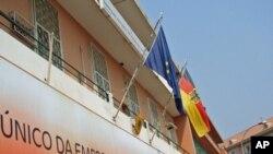 Embaixada alemã em Luanda