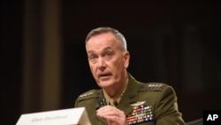 ABŞ-ın Birgə Qərargahlar rəisi, general Co Danford