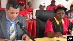 Rui Falcão, porta-voz do MPLA (Arquivo)