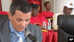 Mais tolerância no seu mandato. Rui Falcão governador do Namibe