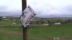 Mandela's Hometown Prepares for his Funeral