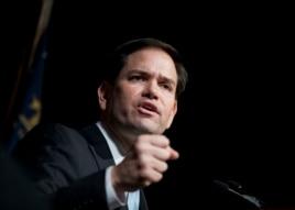 Ứng viên Tổng thống đảng Cộng hòa Marco Rubio