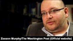 Phóng viên Jason Rezaian của tờ The Washington Post.