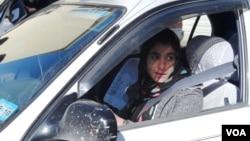 Pemerintah Saudi melarang kaum perempuan mengemudi (foto; ilustrasi).