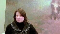 Izlozba Milene Spasic u Vasingtonu