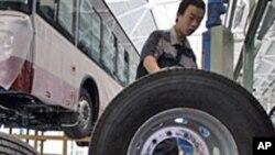 """Lốp xe hơi và tải hạng nhẹ của Việt Nam xuất vào thị trường Hoa Kỳ được cho là có trợ giá của chính phủ và gây """"thiệt hại nghiêm trọng"""" đến ngành công nghiệp Mỹ. (Ảnh minh hoạ)"""