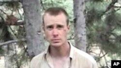 Bowe Bergdahl durant sa captivité (AP)