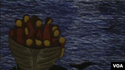 مسافران قایق از رابرت باین