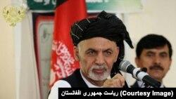 رئیس جمهور افغانستان گفت که دیگر به هیچ کسی التماس نمی کند