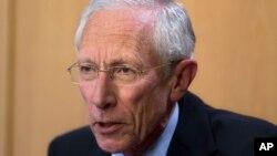 Stanley Fischer, salah satu dari tiga orang yang dicalonkan Presiden Obama untuk menjadi anggota dewan gubernur Bank Sentral Amerika.