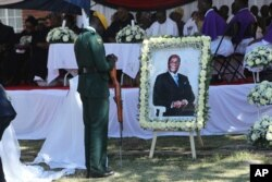 Mugabe burial Saturday, September 28, 2019