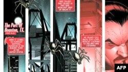 Çizgi Süper Kahramanlar Artık Şehirlerde Yaşayacak