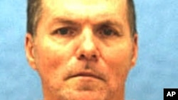 Esta foto sin fecha suministrada por el Departamento Correcional de Florida muestra a Mark Asay.