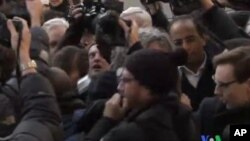 Shugaban Dandalin WikiLeaks a Ingila.