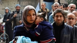 End the Suffering of Yarmouk