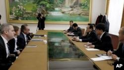 Le dialogue va porter sur les jeux Olympiques de Pyeongchang et sur la question de l'amélioration des relations intercoréennes