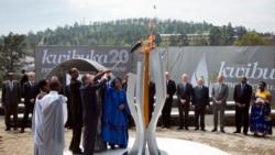 Twenty-second Anniversary of Rwandan Genocide