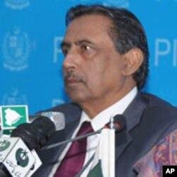 سیکرٹری تجارت ظفر محمود