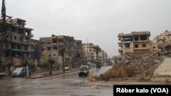 Herêma Reqa Bakur û Rojhilatê Sûriyê