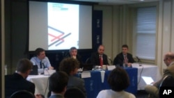 워싱턴에서 열린 북한 인터넷 관련 토론회