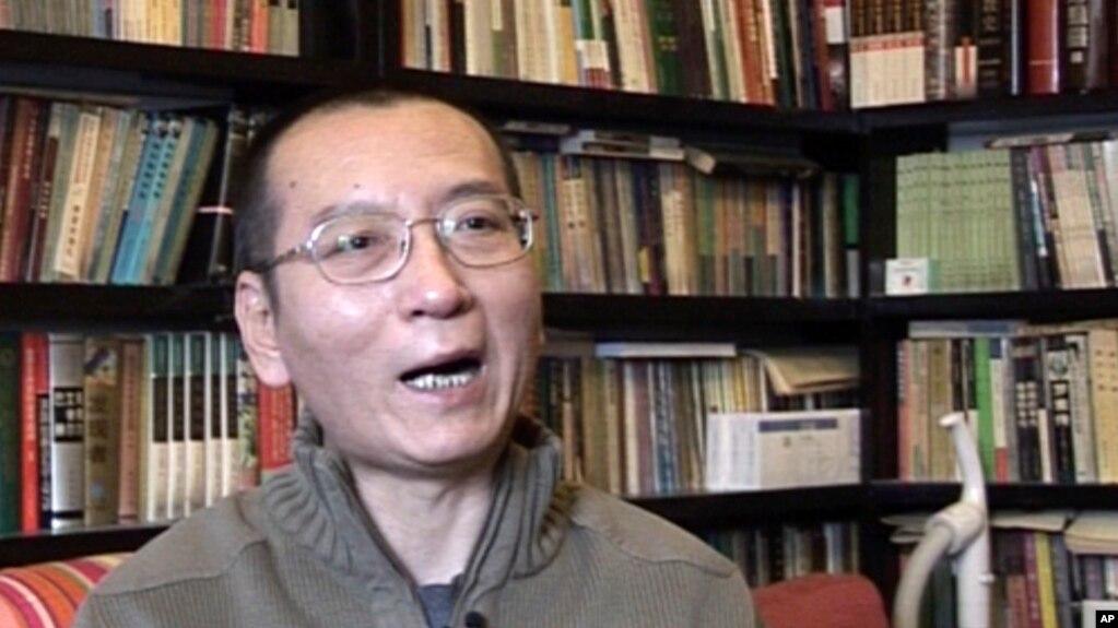 ႏိုဘဲလ္ၿငိမ္းခ်မ္းေရးဆုရွင္ Liu Xiaobo ေ
