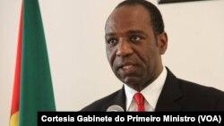 Carlos Agostinho do Rosário, Primeiro-Ministro de Moçambique