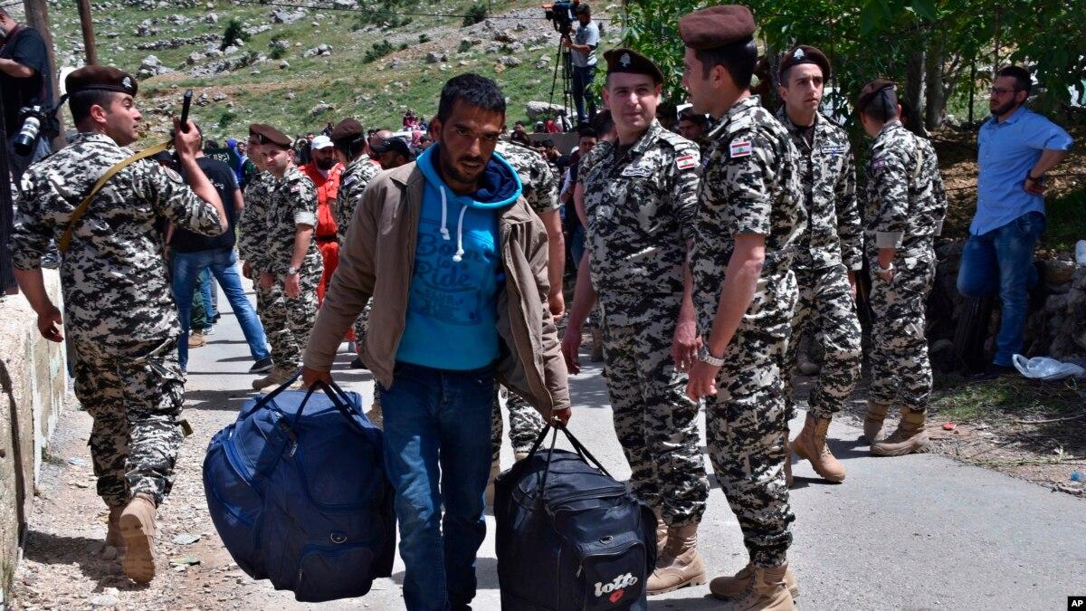Lebanon Kecam Kebijakan PBB Soal Pengungsi