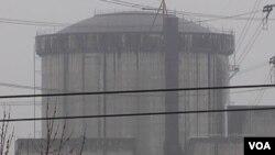 El reactor número dos fue decomisado en la central de Three Mile Island, en Middletown, Pennsylvania.