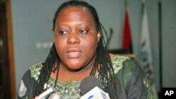 Luisa Rogério, Sindicato dos Jornalistas de Angola