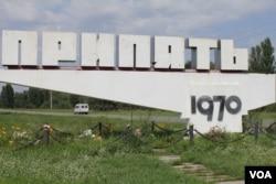 Chernobil, Ukraina