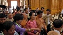 Mianmari hapi epokën e re të demokracisë