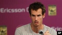 Petenis Inggris, Andy Murray, belum pernah sekalipun menjuarai turnamen tenis 'Grand Slam'.