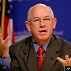 US State Department Spokesman P.J. Crowley