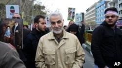 General Kasım Süleymani