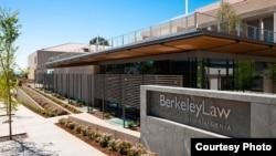 伯克利法学院外观