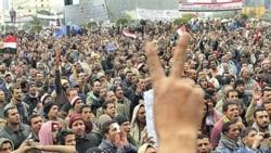 گزارش: دوازدهمين روز تظاهرات ضد مبارک در مصر آغاز شد