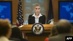 美國國務院負責軍火銷售的官員、政治-軍事事務局代助理國務卿蒂娜·凱達諾。(資料圖片)